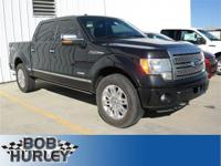Look at this 2012 Ford F-150 Platinum. Its Automatic