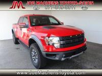 Sexy Red one owner F150 Raptor looking for a confident
