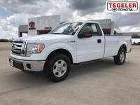 White 2012 Ford F-150 RWD 6-Speed Automatic Electronic