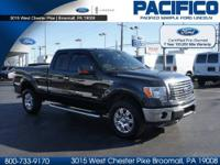FORD CERTIFIED PRE-OWNED ECO-BOOST F-150 SUPERCAB XLT