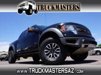 Options:  2012 Ford F-150 Svt Raptor|4X4 Svt Raptor 4Dr
