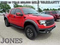 FREE 20 YEAR / 250,000 MILE WARRANTY, 4X4, BLUETOOTH,