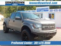 2012 F-150 Raptor loaded w/ Sony Navigation - Luxury