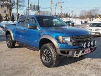 NS: Year : 2012 Make : Ford Model : F-150 Trim : SVT