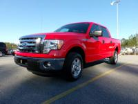 This 2012 Ford F-150 is a good truck to tow with and
