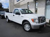 Air Conditioning, Power Steering, Tow Package, Clock,