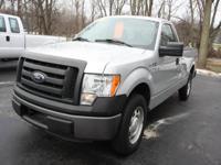 Options:  2012 Ford F-150 Xl 4X2 2Dr Regular Cab