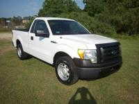 Options:  2012 Ford F-150 Xl 4X2 2Dr Regular Cab