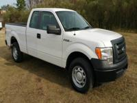 Options:  2012 Ford F-150 Xl 4X2 4Dr Supercab Styleside