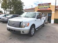 Options:  2012 Ford F-150 Xl 4X2 4Dr Supercrew