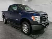 Satellite Radio. F-150 XL, 4WD, Cruise Control, and