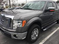 We are excited to offer this 2012 Ford F-150. When you