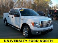CARFAX One-Owner. Clean CARFAX. 2012 Ford F-150 XLT