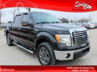Just Reduced! Clean Vehicle History Report, F-150 XLT,