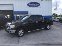 Options:  2012 Ford F-150 Xlt|Black|**Clean