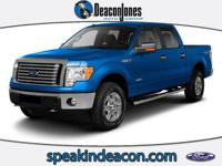 CLICK ME!======KEY FEATURES ON THIS FORD F-150 INCLUDE: