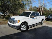 Options:  2012 Ford F-150 Xlt|This 2012 Ford F-150 4Dr