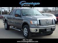 Options:  2012 Ford F-150 Xlt|Gray/|V8 5.0L