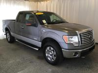 This 2012 Ford F-150 XLT has only 69,922 miles on it.