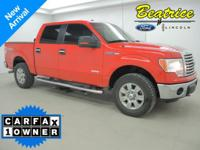 Recent Arrival! CARFAX One-Owner. Clean CARFAX. F-150