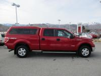 Options:  2012 Ford F-150 Xlt|Xlt|Crew Cab Pickup|3.5L