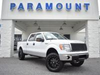 Recent Arrival! CARFAX CERTIFIED, LOCAL TRADE, F-150