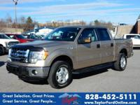 Options:  2012 Ford F-150 Xlt|4X4 Xlt 4Dr Supercrew