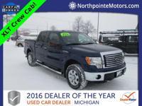 Options:  2012 Ford F-150 Xlt|Blue|2012 Ford F-150