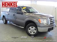 Options:  2012 Ford F-150 Xlt|Gray|There Is No Better