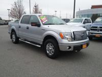 This outstanding example of a 2012 Ford F-150 XLT is