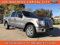 Recent Arrival! Sterling Gray Metallic 2012 Ford F-150
