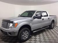 Just Reduced! This 2012 Ford F-150 in Ingot Silver