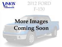 Recent Arrival! Blue 2012 Ford F-150 4WD 5.0L V8 FFV