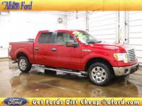 Exterior Color: candy apple red, Body: Crew Cab Pickup,