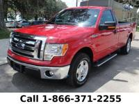 2012 Ford F-150 XLT Features: Automatic transmission -