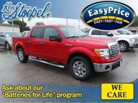 Exterior Color: red candy metallic, Body: Pickup, Fuel: