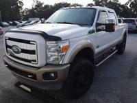 Options:  Gvwr: 10|000 Lb Payload Package|King Ranch