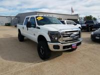 Check out this gently-used 2012 Ford Super Duty F-250