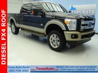 KING RANCH-DIESEL-FX4-4X4-ROOF-NAV-REAR