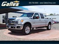 This Ford Super Duty F-250 SRW has a powerful