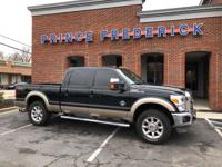 2012 FORD F-250 POWERED BY THE 6.7L DIESEL! LARIAT