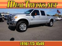 Options:  2012 Ford F-250 Super Duty Crew Cab 4X4