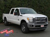 This Ford Super Duty F-250 SRW delivers a Turbocharged