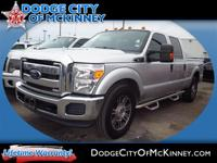 Come test drive this 2012 Ford F-250! Packed with