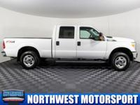 Clean Carfax 4x4 Truck with Towing Package and Bed