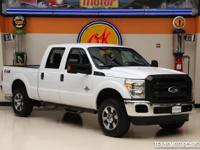 This Carfax 1-Owner 2012 Ford Super Duty F-250 XL 4x4