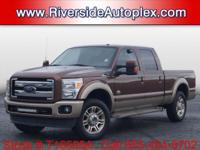 KING RANCH. FX4 Off-Road Package (Colored Front & Rear