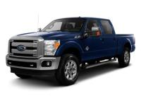 2012 Ford F-250SD 4WD TorqShift 6-Speed Automatic with