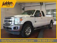 This 2012 Ford Super Duty F-250 SRW XL is proudly