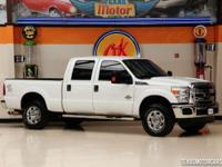 This 2012 Ford F-250 XLT is in good condition with